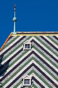 St.Stephen's church roof