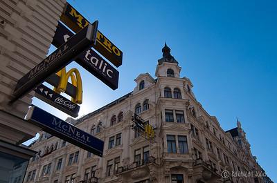 McDonald in Vienna