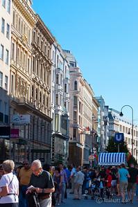 Street of Vienna