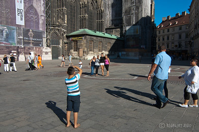 Photographing Vienna