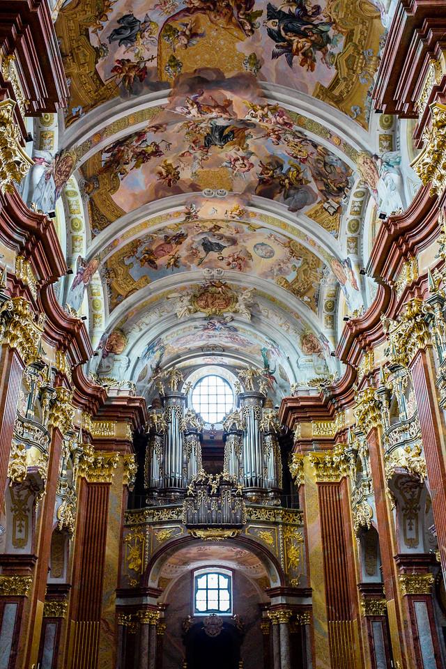 Melk, Austria, Europe