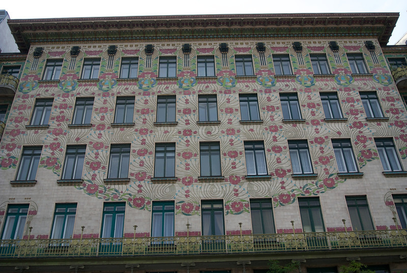 Vienna: By Otto Wagner