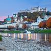 Autumn in Salzburg.