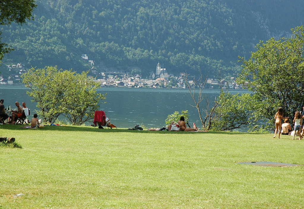 Hallstätter See.