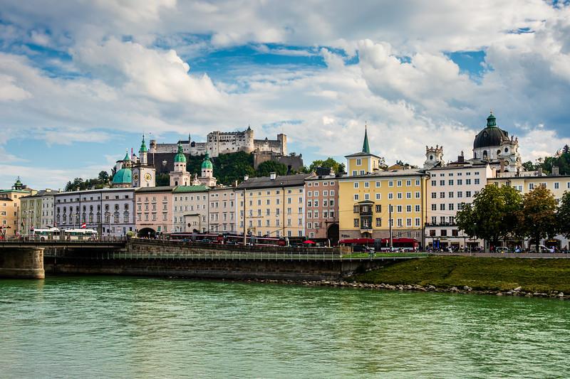 Salzburg, Austria, Europe