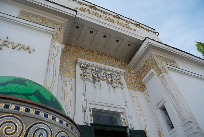 Vienna: Secession Bldg