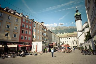 innsbruck square