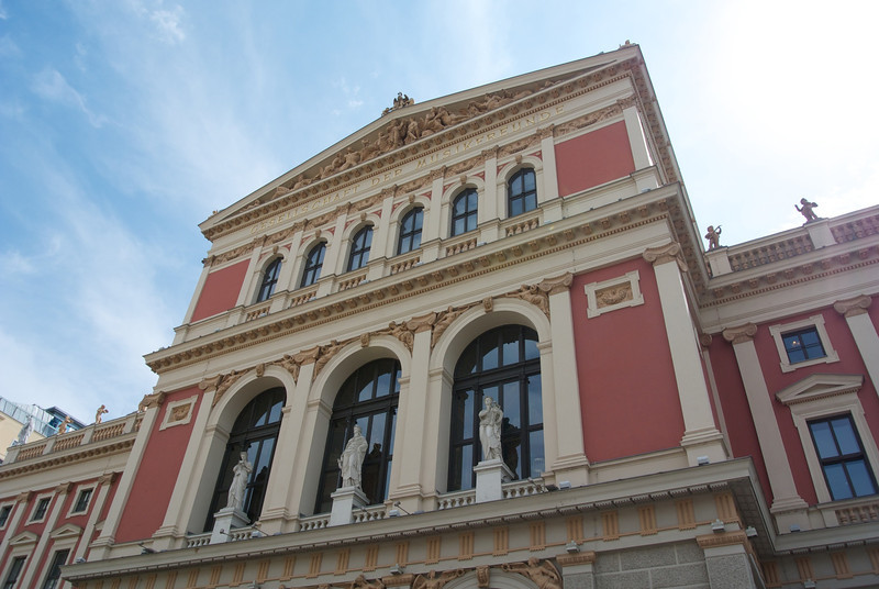 Vienna: Music Society Bldg
