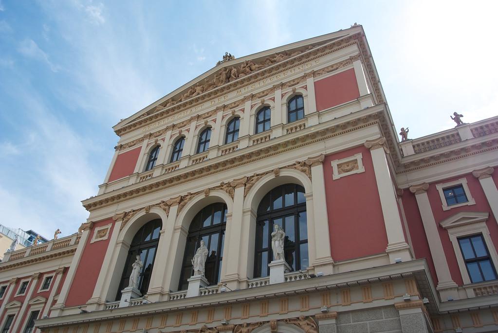 Vienna: Music Society Bldg