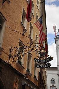 Open Air Market in Salzburg, Austria 4.13