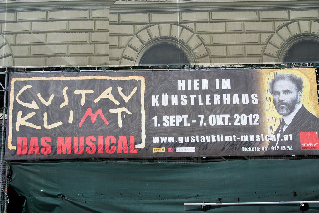 "Vienna: Celebrating 150 years of Klimt with ""Gustav Klimt, the Musical"""