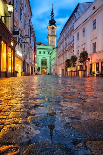 Linz, Austria.