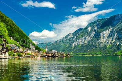 Hallstatt on the lake