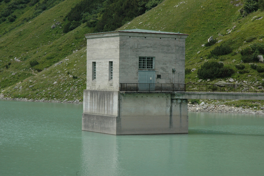 Silvretta reservoir