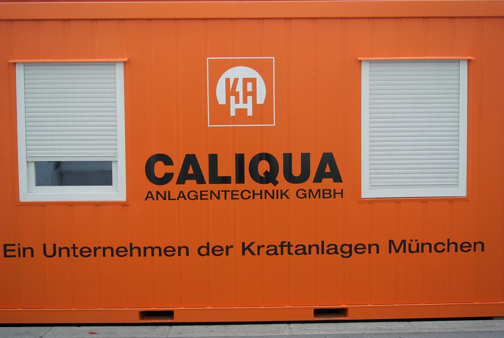 Vienna: Transportable office