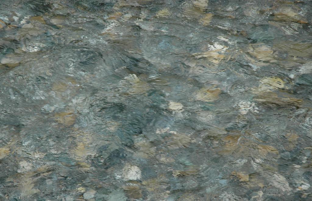 Grossglockner glacial stream