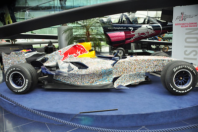 Red Bull Hangar-7 in Salzburg, Austria 4.13