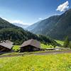 Grossglockner Hohalpenstrasse, Carinthian Alps, Austria
