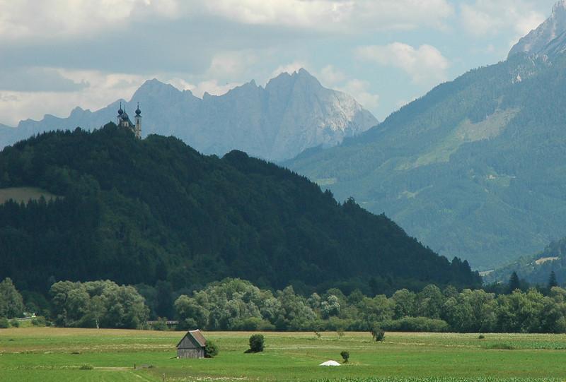 somewhere in the Salzkammergut