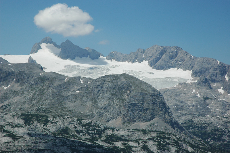 Glacier near Dachstein