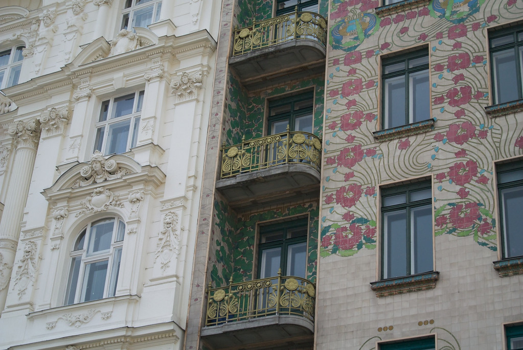 Vienna: Comparing old & new window styles