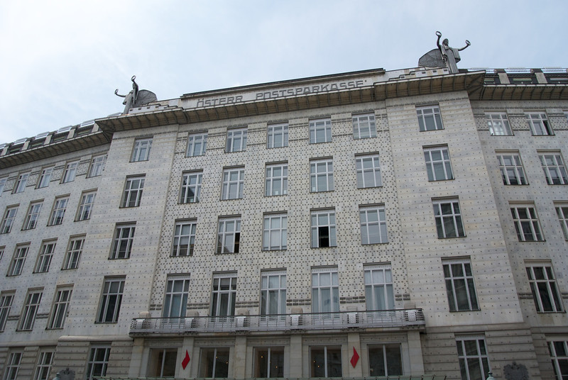 Vienna: Otto Wagner's Postal Savings Bank of 1906