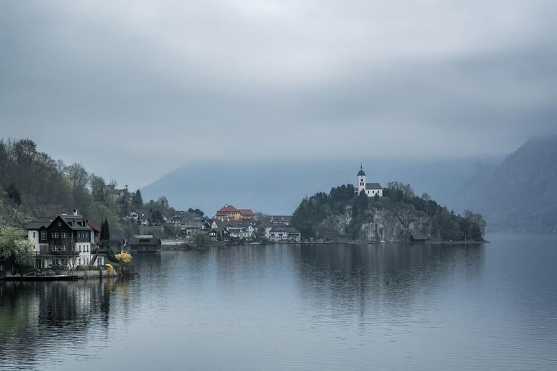 Johanniskapelle, Traunkirchen