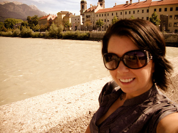 me in innsbruck bridge