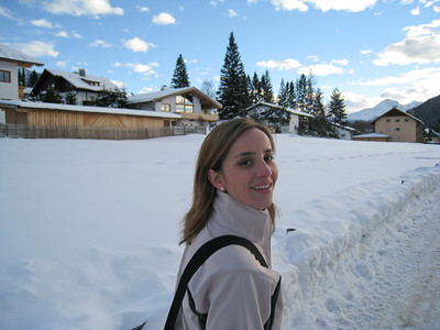 Walking Around Seefeld Village