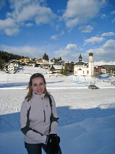 Margaret in Seefeld Village