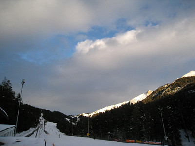 The Slopes at the Rosshutte
