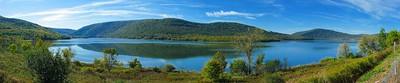 Cannonsville Reservoir Panorama.