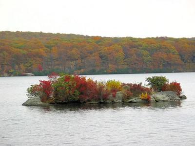 Lake Tiorati. Harriman State Park, NY