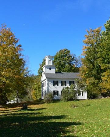 Church in Charlotteville(??).
