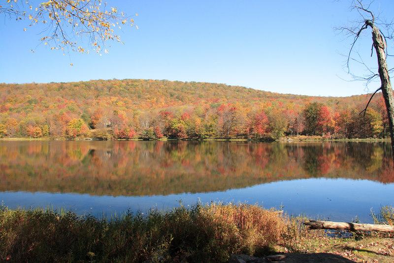Waneta Lake nr Livingston Manor NY.