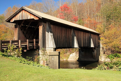 Livingston Manor (NY) covered bridge.