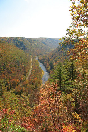 Pine Creek Gorge a/k/a/ the Grand Canyon of PA.