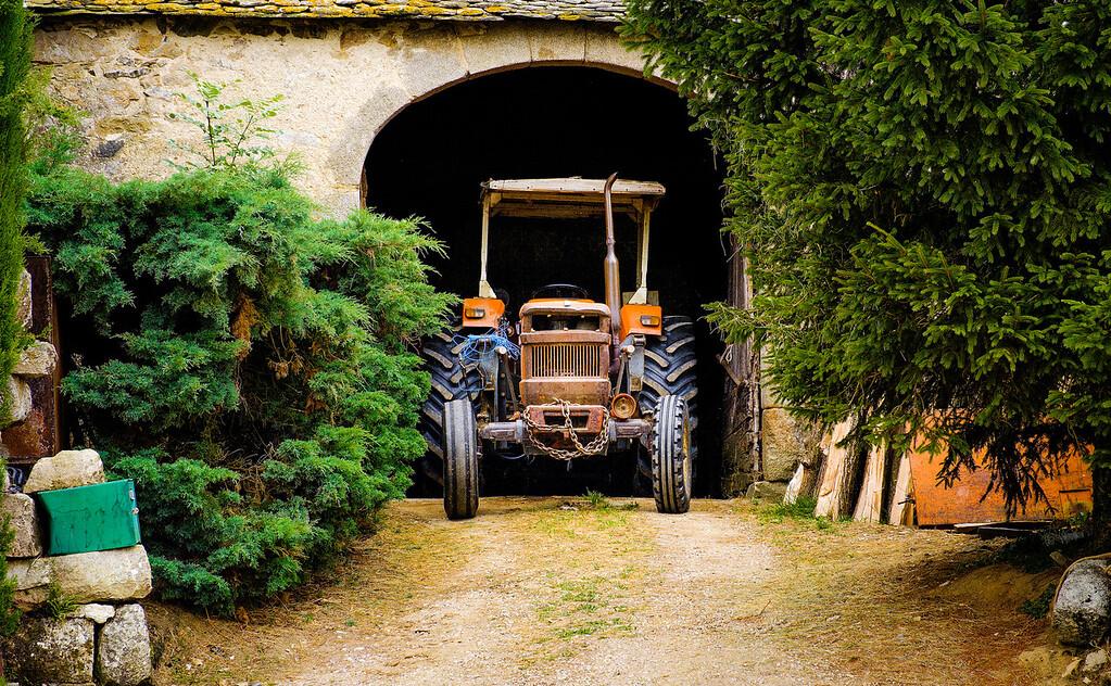 Farm (lunac, Aveyron)
