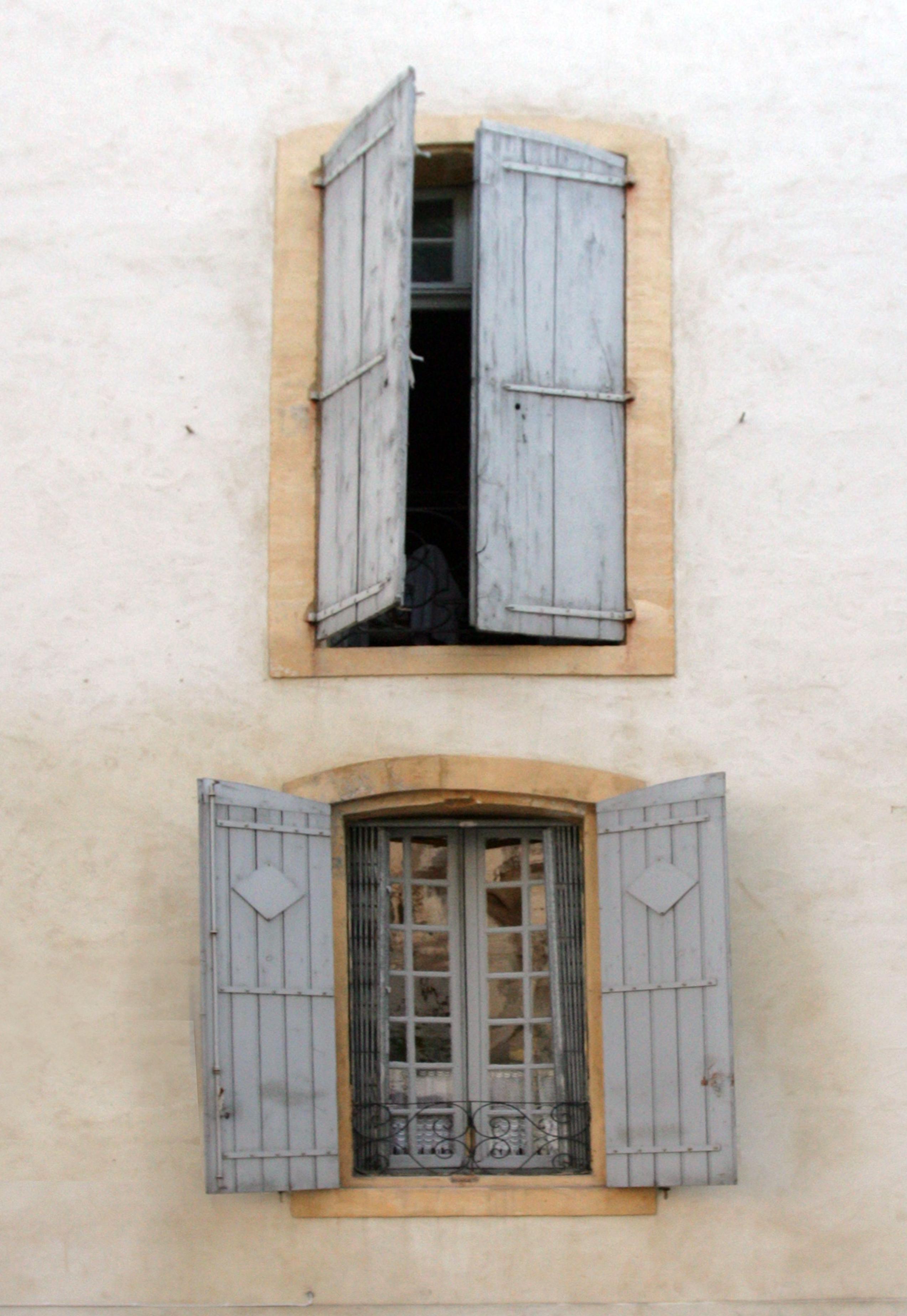 Doors & Windows & Secret Places