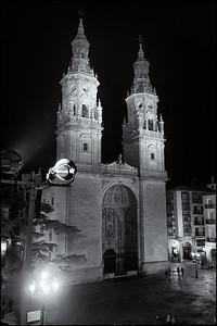 Co-cathedral of Santa María de la Redonda, Logroño