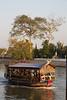 On the Chao Phraya (same river in Bangkok)