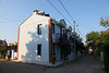 The other end of the Kapya hotel in Ayvalik.