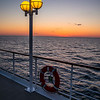 Sunset aboard Azamara Quest