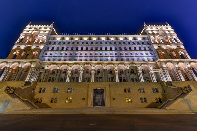 House of Government - Baku, Azerbaijan