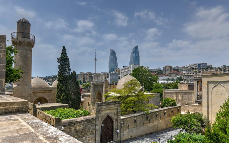 Palace of the Shirvanshahs - Baku, Azerbaijan