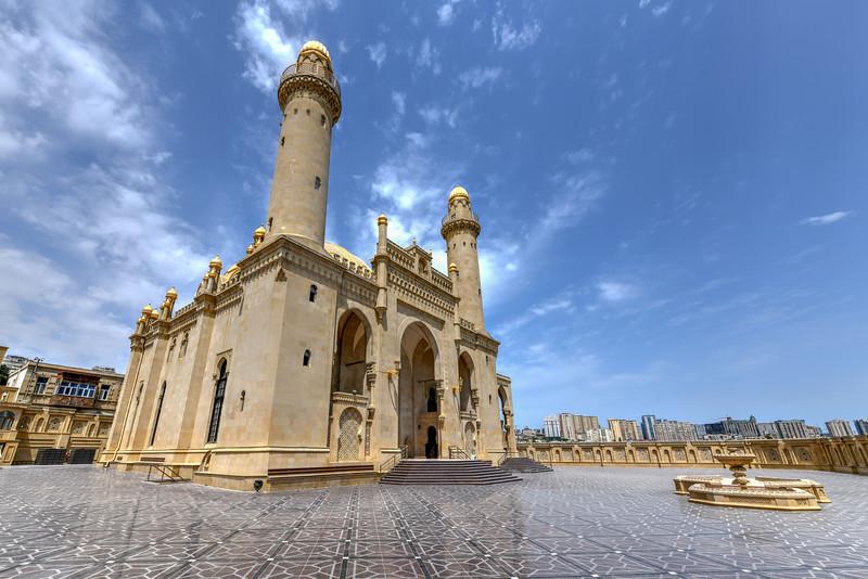Taza Pir Mosque - Baku, Azerbaijan