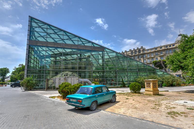 Baku Metro in Azerbaijan.