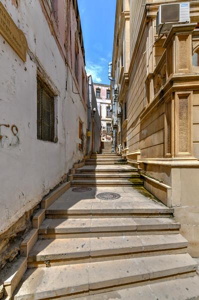 Old City - Baku, Azerbaijan