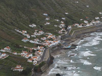 A closeup of São Lourenço.