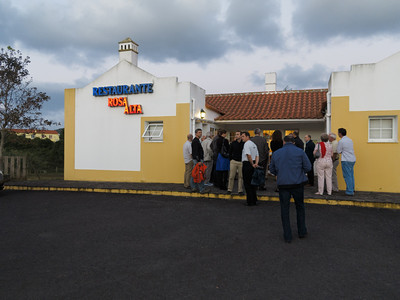 The Restaurant in São Pedro